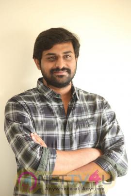 RX100 Movie Director Ajay Interview Stills  Telugu Gallery