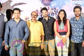Sanjeevani Movie Success Meet Images