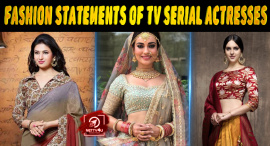 Top 10 Fashion Statements Of TV Serial Actresses