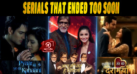 Top 10 TV Serials That Ended Too Soon!