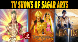 Top 10 TV Shows Of Sagar Arts