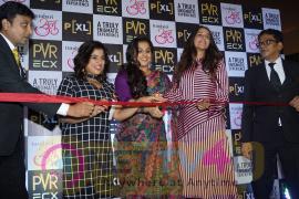 Vidya Balan, RJ Malishka & Neha Dhupia Talks About The Movie Tumhari Sulu Stills