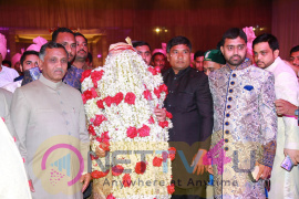 Celebrities At Syed Ismail Ali Daughter Wedding Unforgettable Pics Telugu Gallery