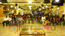 Chennai 28 II Innings Hits A Sixer With Facebook Live  Tamil Gallery