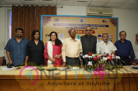 16th Chennai International Film Festival Press Meet Photos Tamil Gallery