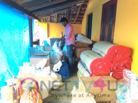 Actor Mohan Helps To Gaja Cyclone Affected Delta Peoples  Tamil Gallery
