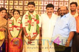Actor Ramesh Kanna Son R.S.Jashwanth Kannan And K.Priyanka Wedding Stills Tamil Gallery