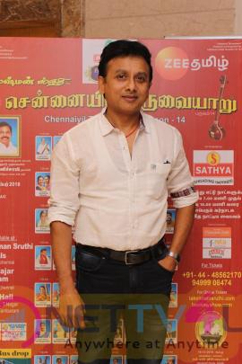 Chennaiyil Thiruvaiyaru Season 14 Press Meet Images Tamil Gallery
