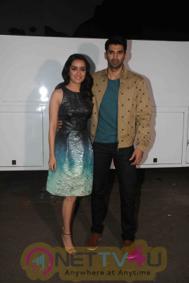Promotion Of Film OK Jaanu On The Sets Of The Kapil Sharma Show Photos Hindi Gallery