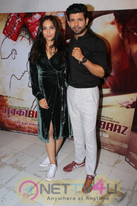 Mukkabaaz Cast Talk About The Movie Stills