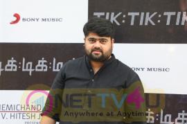 Tik Tik Tik Movie Audio Launch Pics