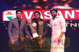 V4 MGR Sivaji Academy Awards 2018 Stills