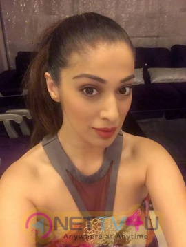 Item Girl Laxmi Raai New Selfi Photo Shoot Kannada Gallery