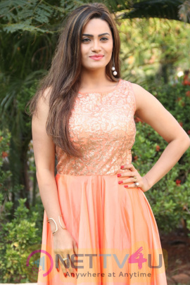 Sparkling Photos Of New Actress Sakshi