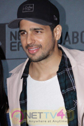 Jabong International Sports Brand Launch By Sidharth Malhotra Grand Photos