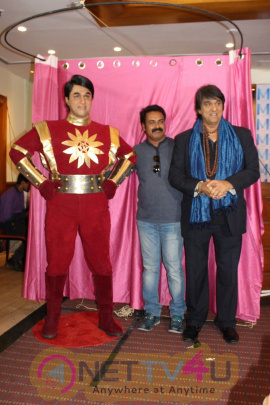 Mukhesh Khanna Will Inaugurate His Website Shaktiman Wax Statue Magnificent Photos Hindi Gallery