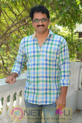 New Movie Chitrangada Director Ashok Interview Photos  Telugu Gallery