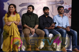Sathru Movie Press Meet Photos