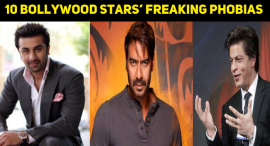 10 Bollywood Stars And Their Freaking Phobias