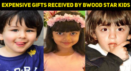 10 Expensive Gifts Bollywood Star Kids Received From Their Parents