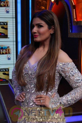 Launch Of New Show Sabse Bada Kalakar With Raveena Tandon & Arshad Warsi Grand Pics Hindi Gallery