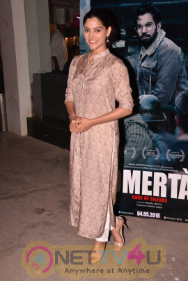 Preview Show Of Omerta  Hindi Gallery