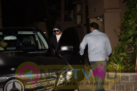Ranveer Singh Came To Dubbing Studio