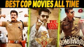 10 Best Cop Movies In Kollywood