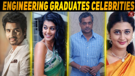 10 Engineering Graduates Among Kollywood Celebrities In Tamil Cinema
