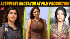 Kollywood Actresses Endeavor At Film Production