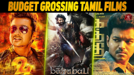 Top 10 Budget Grossing Tamil Films