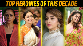 Top 10 Kollywood Heroines Of This Decade