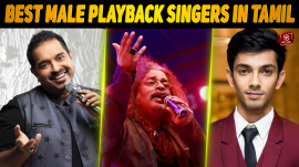 Top 10 Male Tamil Playback Singers