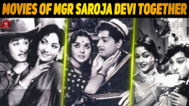 Top 10 Movies Of MGR-Saroja Devi Together