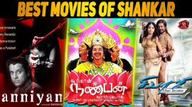Top 10 Movies Of Shankar