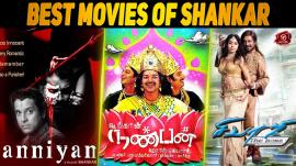 Top 10 Movies Of Shankar