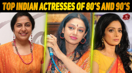 Top 10 South Indian Actresses Of 80s And 90s