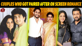Top 10 South Indian Couples Who Got Paired After On-Screen Romance