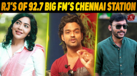Top RJs Of 92.7 BIg FM's Chennai Station
