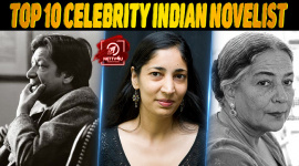 Top 10 Celebrity Indian Novelist