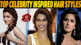 Top 10 Celebrity Inspired Hair Styles