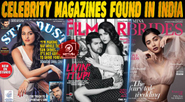 Top 10 Celebrity Magazines Found In India