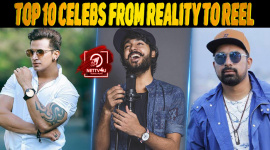 Top 10 Celebs From Reality To Reel