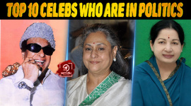 Top 10 Celebs Who Are In Politics