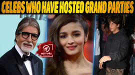 Top 10 Celebs Who Have Hosted Grand Parties