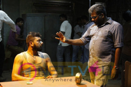 Kattam Tamil Movie Shooting Spot Stills  Tamil Gallery