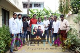 Sathuranga Vettai 2 Motion Poster Launch Event Stills  Tamil Gallery