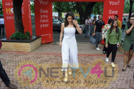 Sophie Chaudhary At Launch Of Springfit 2018 Mattress Collection