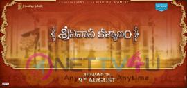 Srinivasa Kalyanam Release Date Poster  Telugu Gallery