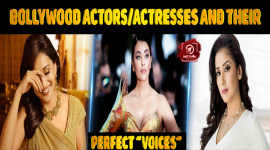 "Bollywood Actors/Actresses And Their Perfect ""Voices"""
